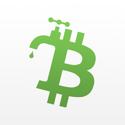 Free Bitcoin app icon by George Garside