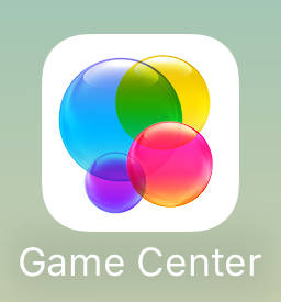 Game Center App Icon on Home Screen SpringBoard