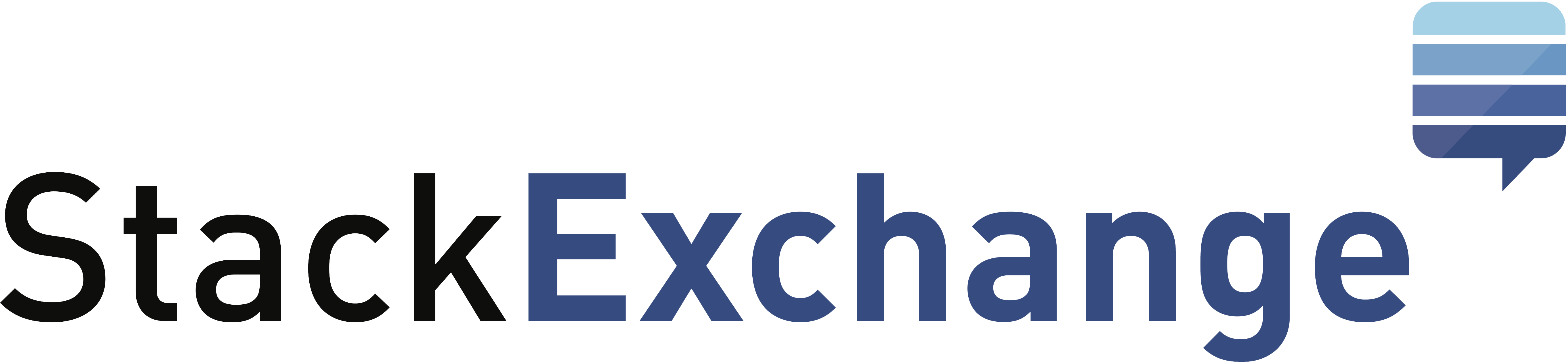 Stack Exchange Logo Retina