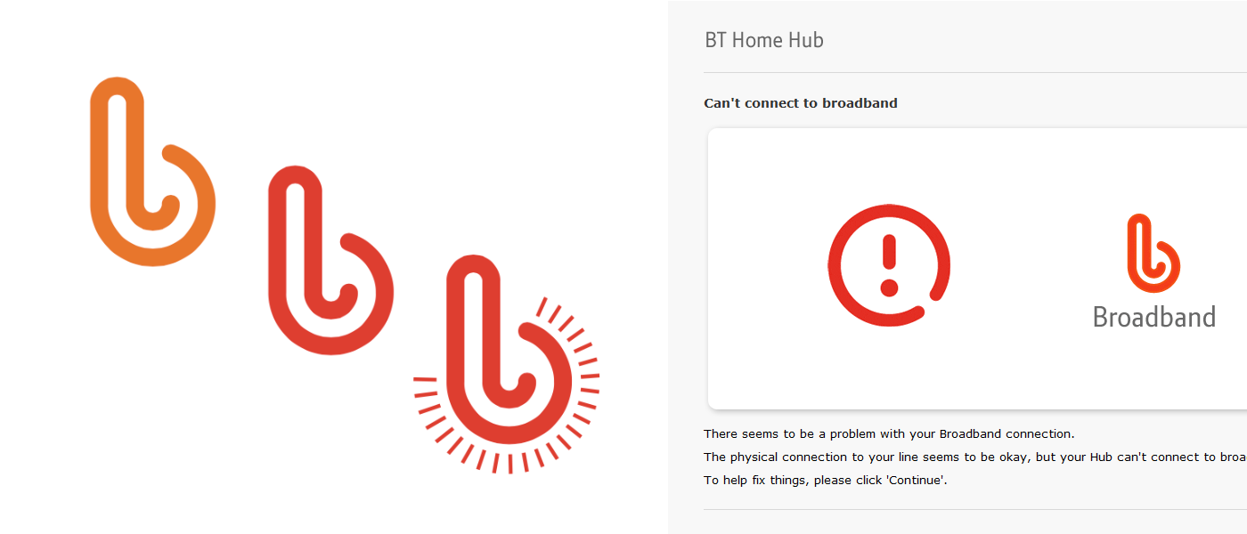 Fix BT Home Hub 5 can\'t connect broadband - George Garside