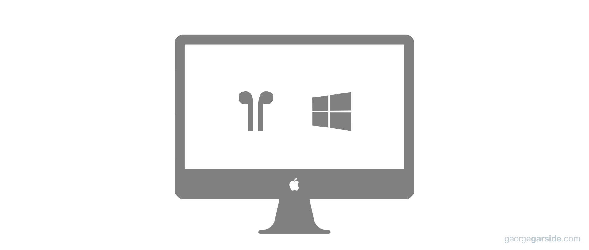 AirPods in Windows on Boot Camp