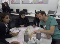 TDA medical training