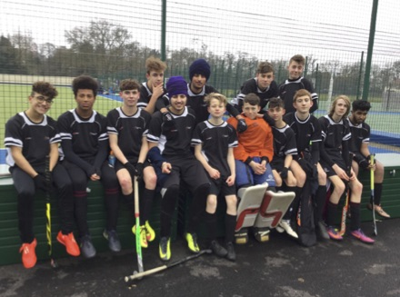 Thomas Deacon Academy U16 Boys